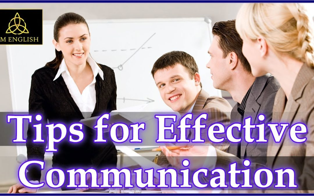 how to get effective communication skills