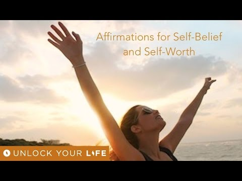 Affirmations for Self-Belief and Self-Worth