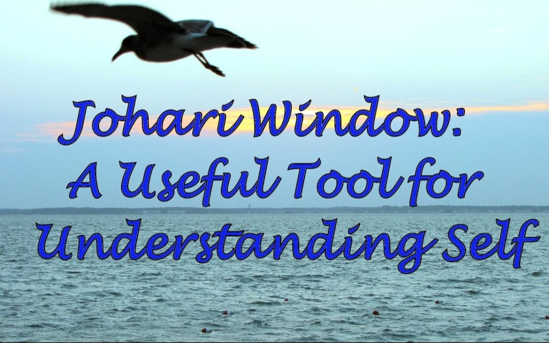Johari Window: A Useful Tool for Understanding Self