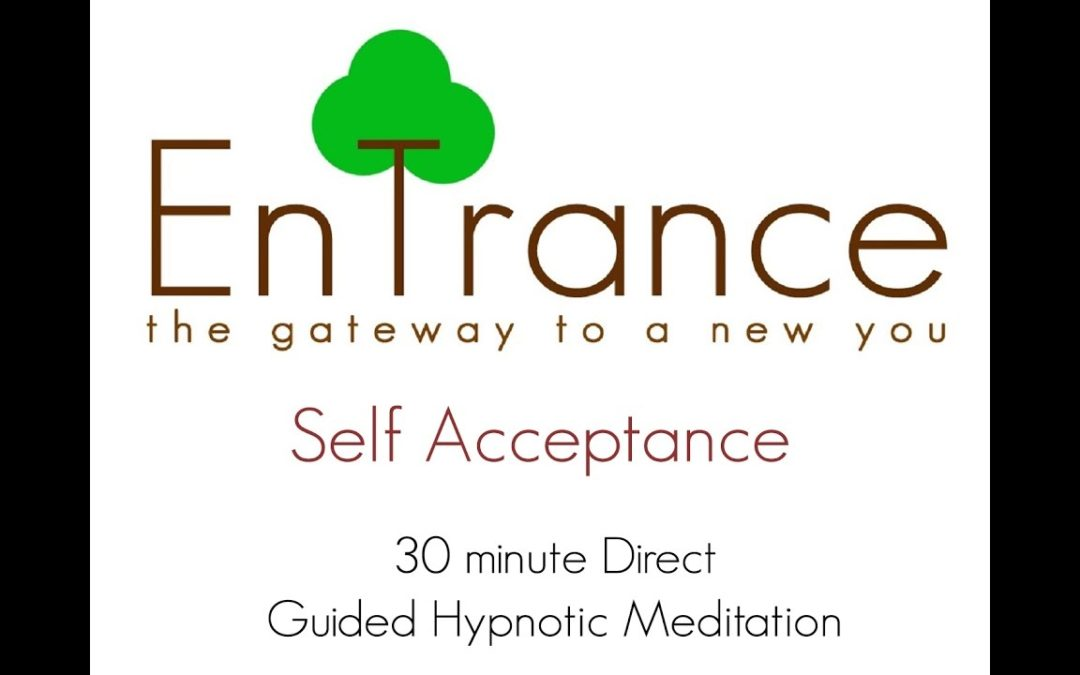 (30') Self acceptance – Learn to love and accept yourself – Guided Self Help Hypnosis/Meditation.