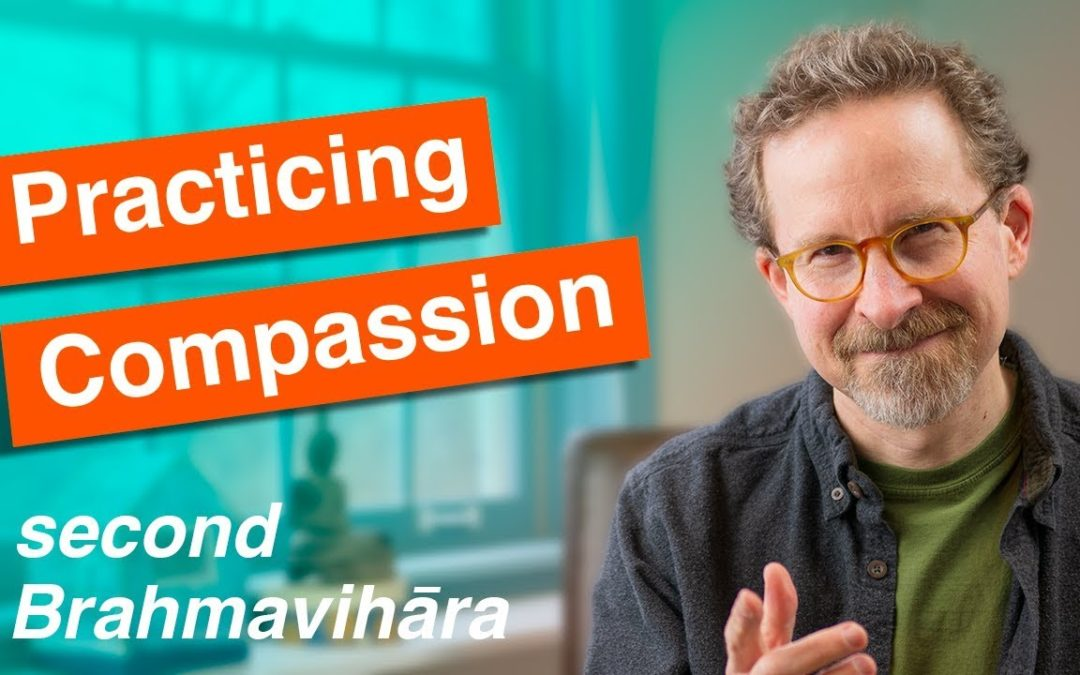 Compassion Meditation: Second of the Brahmaviharas