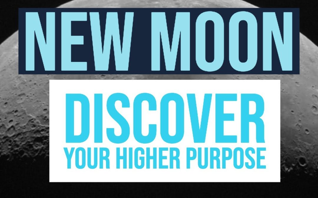 NEW MOON – Face Your Deepest Fears to Embrace Your Higher Purpose