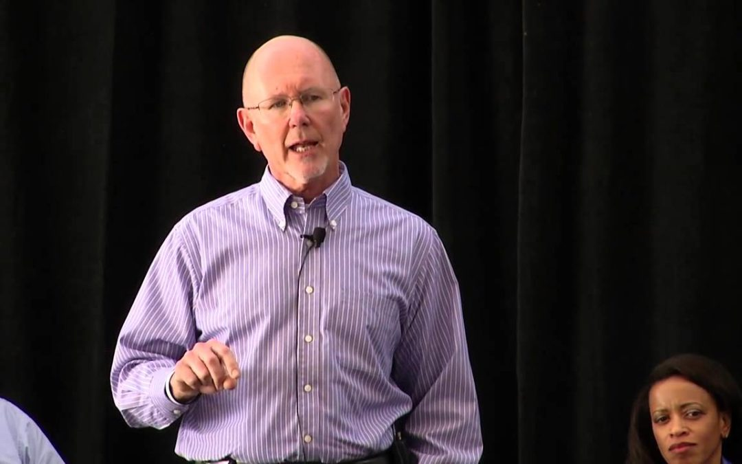 Robert McClure: How to Sustain Compassion in Health Care