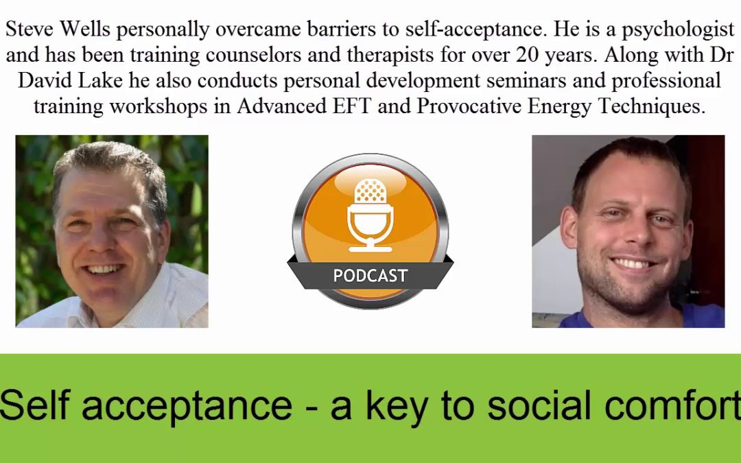 Self Acceptance – a Key to Social Comfort