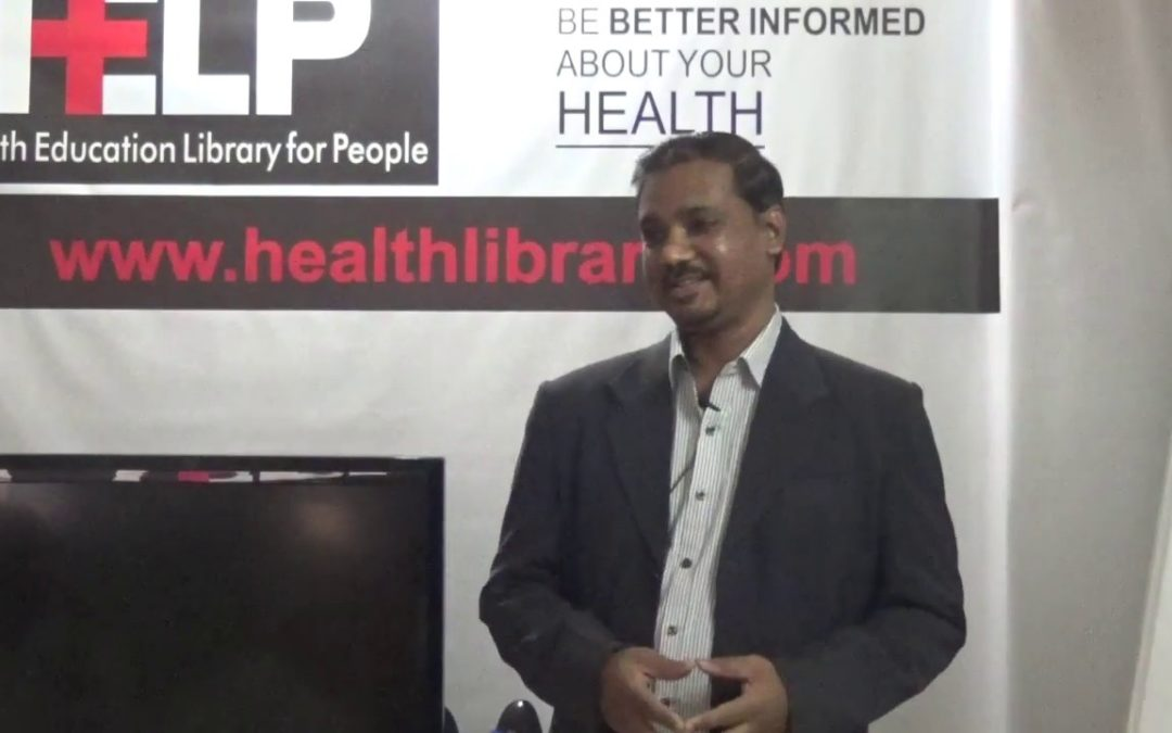 Self Acceptance Leading To Better Physical & Mental Health by  Mr. AjitVidyadharan HELP Talks Video