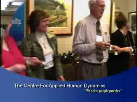 The Centre For Applied Human Dynamics