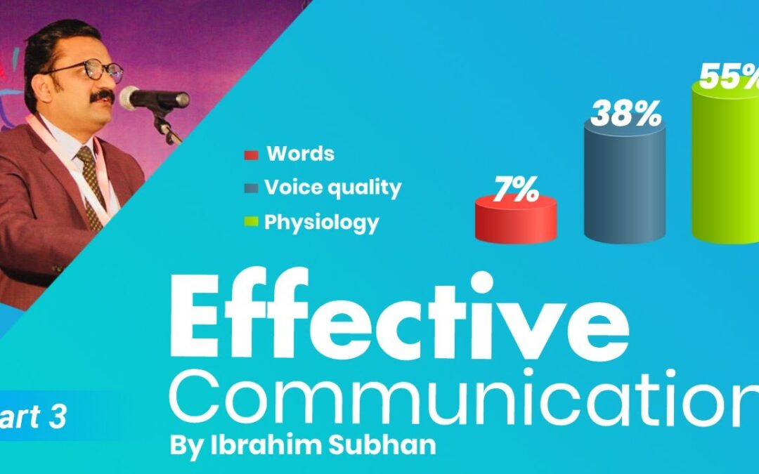 How to measure effective communication? | Ibrahim Subhan | PART 3 | 26 MAY 2020